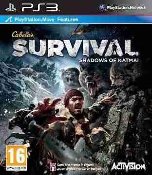Descargar Cabelas Survival Shadows Of Katmai [MULTI5][FW 3.7x][DUPLEX] por Torrent